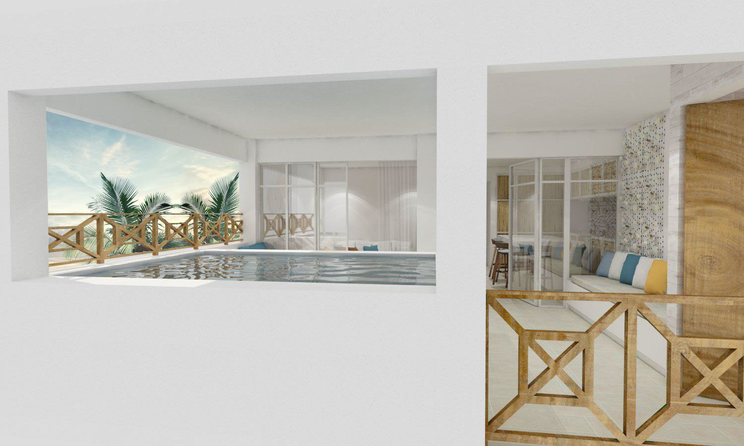 The-Condos-at-Jaguar-Reef-Plunge-Pool-Balcony